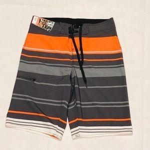 Hang Ten Board Shorts Swim Trunks 28